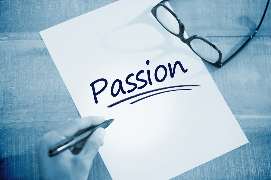 Personal Passion